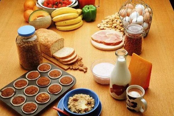 儿童营养强化食品及营养补充品