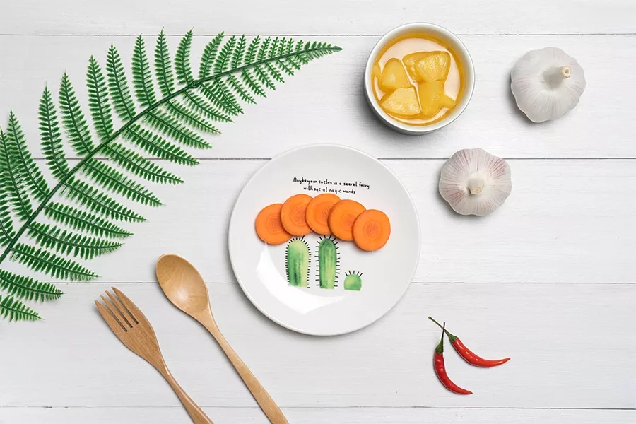 营养师忠告 要想身体好,蔬菜水果少不了