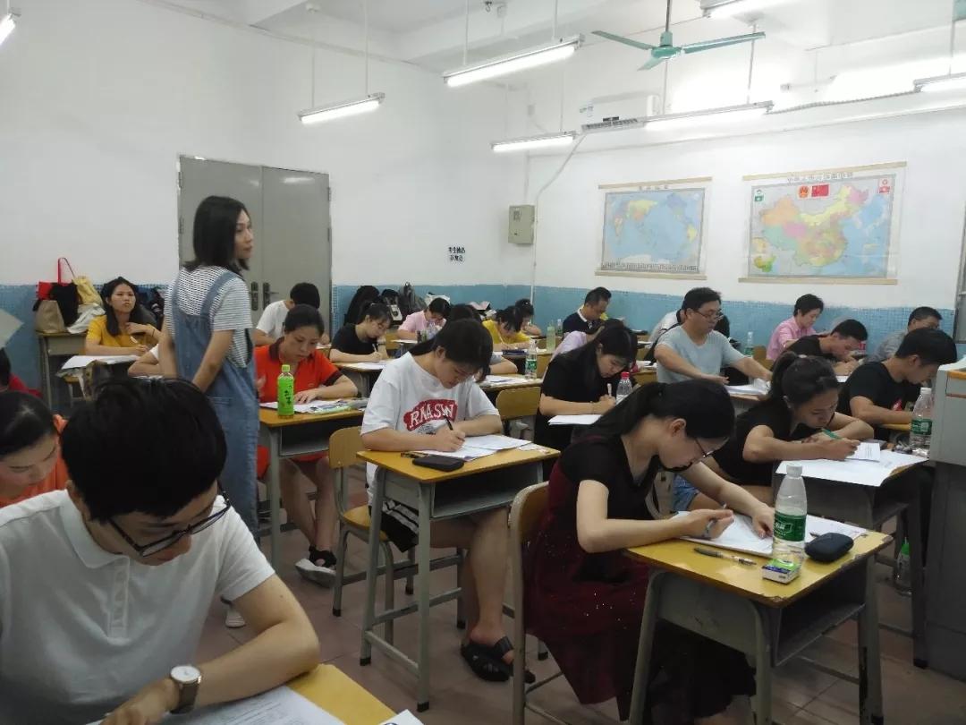 广东省营养师协会成功举办儿童营养师、慢病调理师水平评价考试