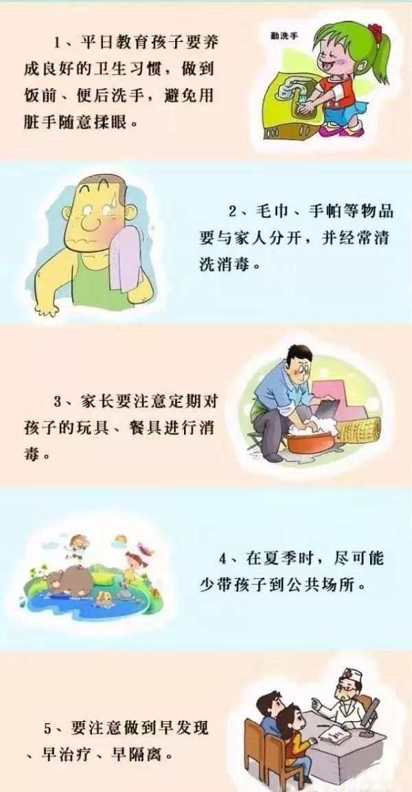 如何预防儿童结膜炎