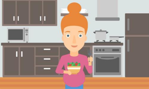 营养师|准妈妈吃什么可以影响胎宝宝口味?
